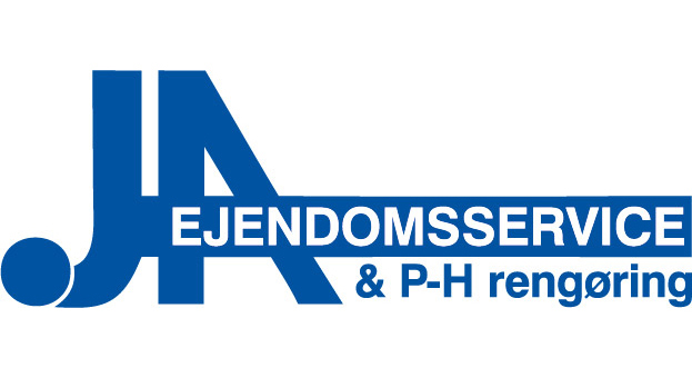JA ejendoms logo