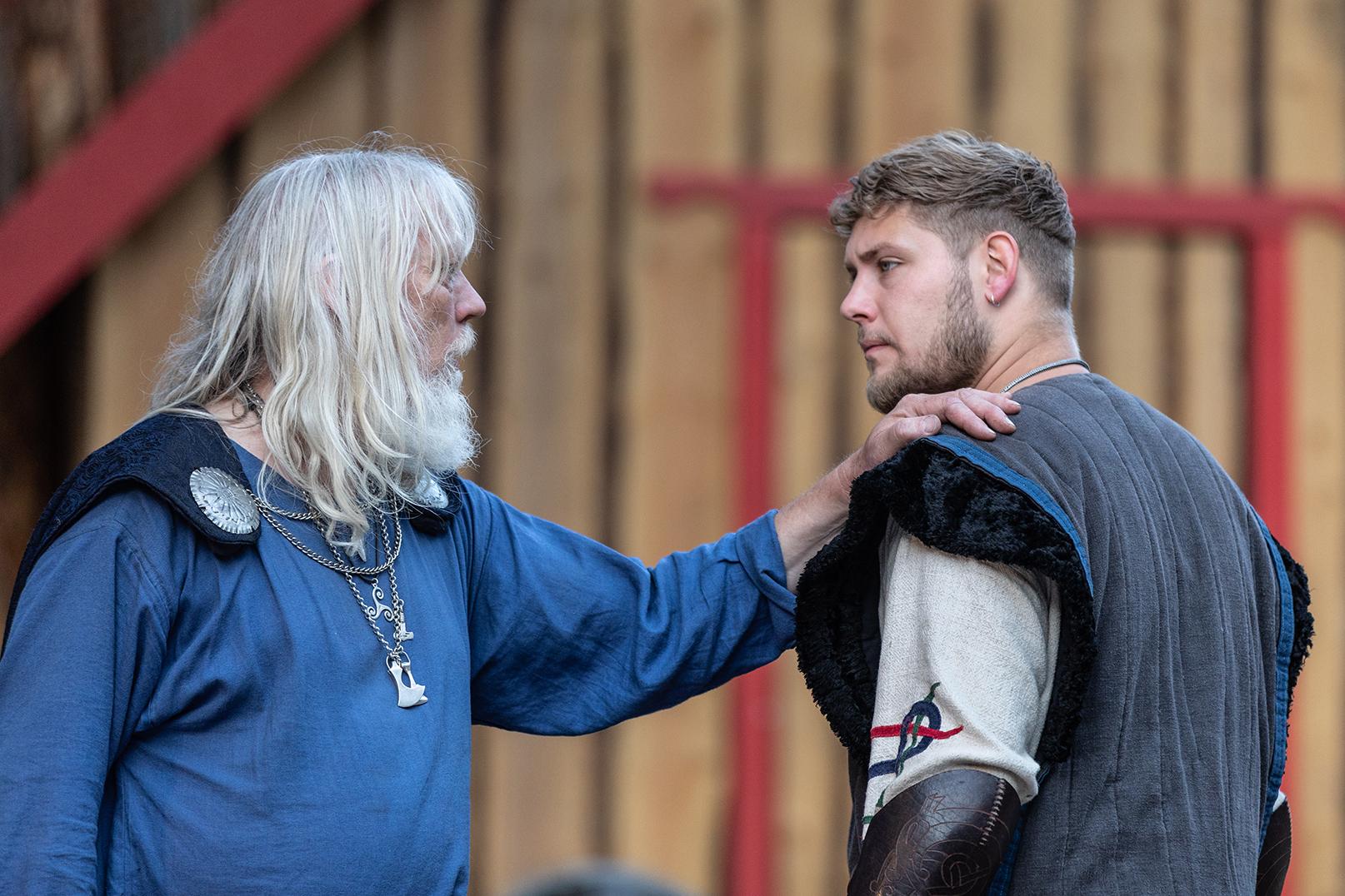 Vikings skuespillere dating